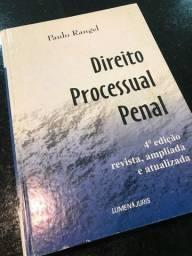 Livro: Direito Processual Penal