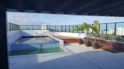 Alugo flat no Beach Class Santa Maria