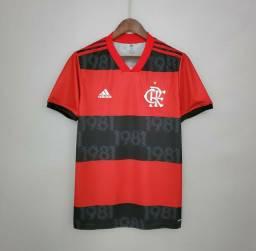 Camisa Flamengo 21/22 Adidas