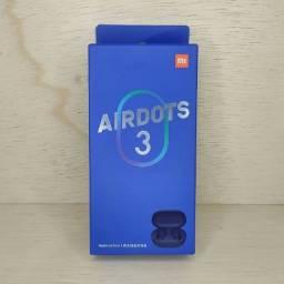 Xiaomi Redmi Airdots 3 Fone de ouvido Bluetooth Novo Original Lacrado