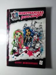 Livros 1 e 2 Monster High