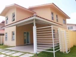 (**)Casa com 03 Dorm. Duplex em Condomínio, na Colônia Japonesa próximo Av. das Torres(**)