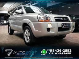 Título do anúncio: Hyundai Tucson 2.0 16V Flex Aut. 2014/2014