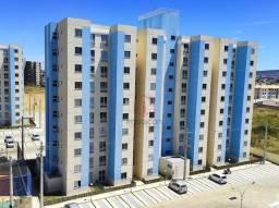 Apartamento com 2 dormitórios para alugar por R$ 700,00/mês - Boa Vista - Vitória da Conqu