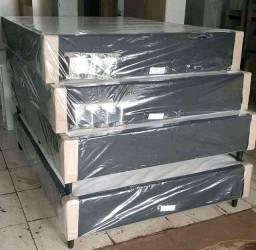 Título do anúncio: BASE BOX CASAL LACRADAS FRETE GRÁTIS