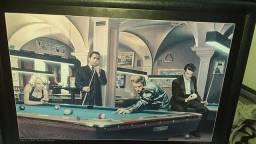 Título do anúncio: quadro vintage com leds  80,00