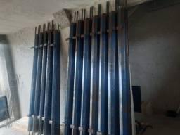 Título do anúncio: 12 Formas de Aço para fabricação de Mourões