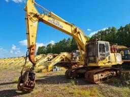 Escavadeira Hidraulica Komatsu Pc200