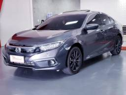 Civic Touring 2020/2020 4.500 Km Único Dono