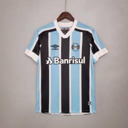 Camisa Grêmio Titular 21-22 tamanho M e tamanho G a pronta entrega.