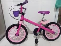 Título do anúncio: Bicicleta quase não usada