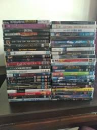 Lote de 50 DVDs Variados