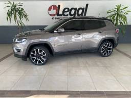 Jeep Compass 2019 2.0 Limited Flex C/Teto Solar