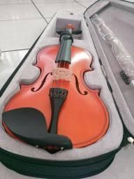 Violino novíssimo  troco por bike de 400