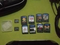 Título do anúncio: Jogos De PS Vita Originais