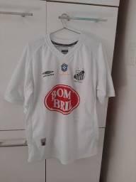 Camisa de Futebol Santos