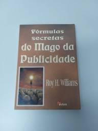 Título do anúncio: Livro - Fórmulas Secretas do Mago da Publicidade - Roy H. Williams