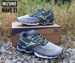 Título do anúncio: Tenis (Leia a Descrição) Tênis Novo Mizuno 21 Green Várias Cores