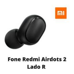Fone Redmi Airdots Lado Direito R Apenas 1 Novo