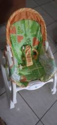 Título do anúncio: Cadeira de descanso e tapete