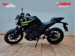 Yamaha MT-03 321 ABS Modelo 2020 Semi Nova