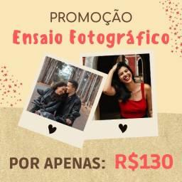 Título do anúncio: Ensaio Fotográfico - Promoção