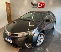 Título do anúncio: Toyota Corolla 1.8 Dual VVT GLi Multi-Drive (Flex)