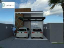 Casa com 3 dormitórios sendo 1 suíte com closet à venda, 115 m² por R$ 450.000 - Residenci