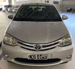 Título do anúncio: Toyota etios XLS 1.5