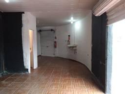 Título do anúncio: salão comercial 2 banheiros e duas portaa