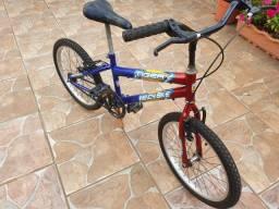 Bicicleta aro 20 - Muito nova!