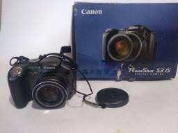 Câmera digital Cânon Power Shot S3 IS