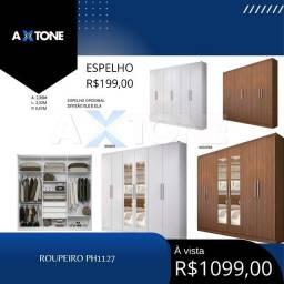 Título do anúncio: Roupeiro ph 1127 124
