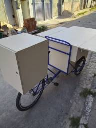 Título do anúncio: Bicicleta para comércio