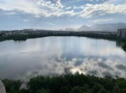 Título do anúncio: Lindo apartamento linear de 407 metros vista lagoa na Península - Barra da Tijuca