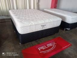 Título do anúncio: cama solteirão *-*-8+-8+-- frete grátis