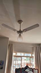 Título do anúncio: Vendo 4 ventiladores de teto 110wats
