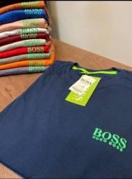 Título do anúncio: Camisas com estampa Auto Relevo