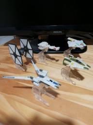 Star Wars - Naves Miniaturas (100 CADA)