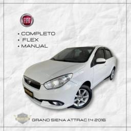 Título do anúncio: Fiat GRAND SIENA ATTRAC. 1.4