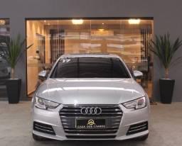 Título do anúncio: Audi A4 TSFI 2.0 - Teto Solar - 2017
