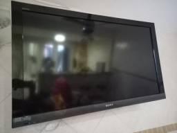 Televisão 46 plg plasma sony