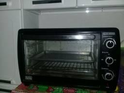 vendo forno muito bom  funcionando tudo perfeito...