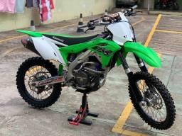 "Título do anúncio: Kawasaki KX 250 Preparada ""Tem TUDO"""