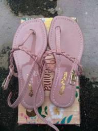 Sandália infantil