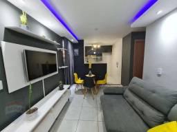 Apartamento com 2 dormitórios à venda, 47 m² por R$ 24.990,00 - Jardim Eldorado - Presiden