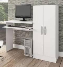 Título do anúncio: Mesa escrivaninha c armário