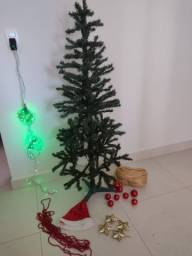 Título do anúncio: Árvore e decorações de Natal