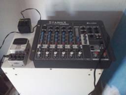 Título do anúncio:  Vendo mesa de som Starmix