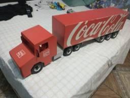 Título do anúncio: Caminhão Coca-Cola